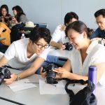 カメラ初心者がつまづく悩みを、たった1日で解決する親子講座を開催しました。
