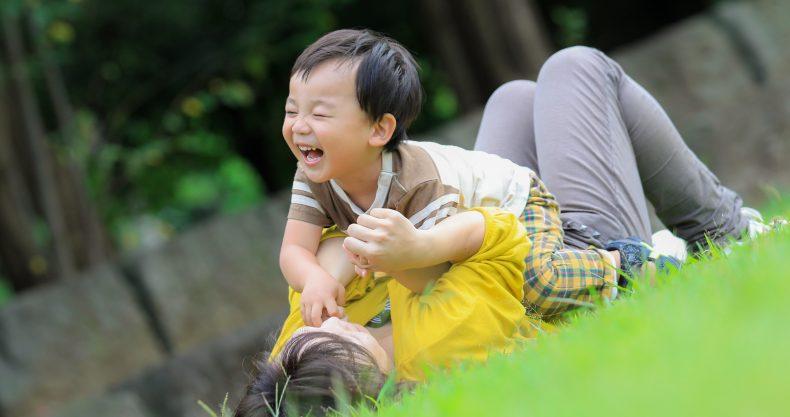 世界を救う子どもの笑顔写真会
