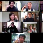 スクールフォト歴37年  カメラマン星川武彦さんの  RAW編集講座を開催しました!